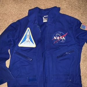 NASA costume size 4